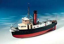 """Exquisite, RC Model Ship Kit by Caldercraft: the """"Alte Liebe Harbor Tug"""""""