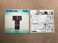 The KLF – The White Room - Vinyl LP - Greece with inserts