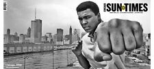 Muhammad Ali Chicago Sun-Times Tribute Newspaper 6/5/16 RIP FREE SHIPPING