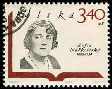 Scott # 1717 - 1969 -  ' Zofia Nalkowska (1885-1954) ', Polish Writers
