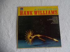 "A Tribute to Hank Williams K-195 Grand Prix Series 33-1/3 RPM 12"" 198-2L"