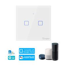 Sonoff T0eu3c TX 3 Gang Smart WiFi Wall Light Switch App Control Timer P3m6