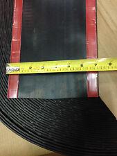 "7"" BLACK EPDM RUBBER ROOF AC AIR CONDITIONER SEAL TRIM X FOOT RV CAMPER TRAILER"