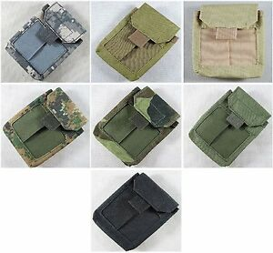 New Molle Medical Gloves Pouch 7 Colors--Airsoft Game