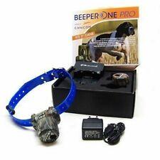 Canicom Beeper One Pro Collare Aggiuntivo per Cani - Blu