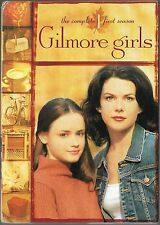 Gilmore Girls - The Complete First Season (DVD, 2008, 6-Disc Set) New Sealed!