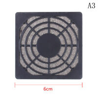 Dustproof 60mm Mesh Case Cooler Fan Dust Filter Cover Grill for PC Comput BRC3