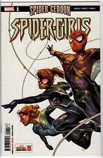Spider-Girls Issue #1 Spider-Geddon Marvel Comics (1st Print 2018)