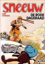 Sneeuw 3: De rode Dageraad.              1ste druk!