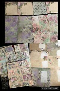 Kanban Ephemera Part Kit - 19 A4 Sheets