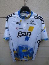 VINTAGE Maillot cycliste GAN Tour de France 1996 PENSEC jersey shirt O'GRADY 3