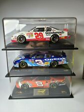 Lot of 3 Kevin Harvick & Dale Earnhardt Jr NASCAR Revell 1:24 scale Wins MIB