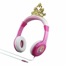 Disney Princess Kid Friendly Character Youth Headphones with Ariel from The Litt