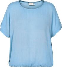 KAFFE - 10500781 BLUSE / PLACID BLUE /  38 - M (L)