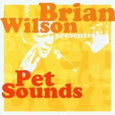 Brian Wilson Presents pet sounds (live, 2002)  [CD]