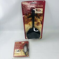 Allen Adult Caliper Release 153 And 3 Pack Release Aid String Loop #545 Wrist