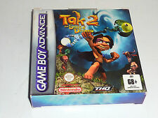 tak 2 the staff of dreams game boy advance game aus nintendo cib