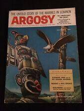 ARGOSY November 1958