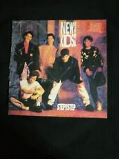 "New Kids On The Block ‎– Step By Step 12""  maxi-single vinilo"