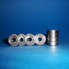 8 Kugellager 608 ZZ SKF / 8 x 22 x 7 mm