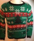 NWT Topshop $75 Ugly Christmas Sweater Size 2 will Fit Sz 6