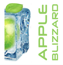 Apple Blizzard 30ml Concentrate Flavour (Apple Menthol) by FlavourMeister