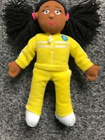 "T1 8.5"" Balamory Josie Jump Plush Soft Toy Singing Teddy 2002"