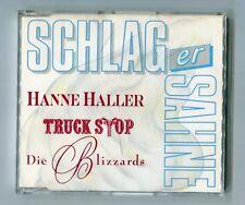 Schlager crema Promo-CD CAMION STOP Hanne Haller 1990 Metronomo 6 tracce 843