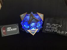 Jedi Holocron Star Wars: Galaxy's Edge Black Spire Outpost Disney Brand New