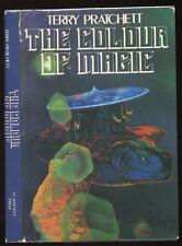 Pratchett, Terry: The Colour of Magic HB/DJ Later BCE