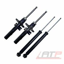4 X SHOCK ABSORBER GAS FRONT REAR VW POLO 9N + SALOON 1.2 - 1.9 FROM 2001