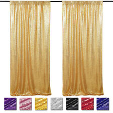 2ftx8ft Sparkly Sequin Wedding Backdrop Curtain Party Background Photo Booth