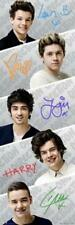 One Direction : Band - Door Poster 53cm x 158cm new and sealed