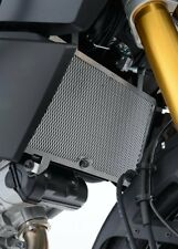 Suzuki DL1000 V Strom 2014 R&G Racing Radiator Guard RAD0173TI Titanium