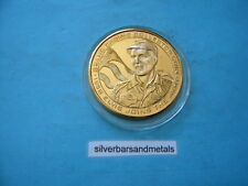 ELVIS PRESLEY JOINS ARMY GRAND CASINO COPPER COIN SHARP