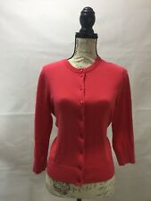 Women's  Cotton Cardigan Sweater / Cable and Gauge Women's Size XL Petite