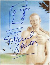 Jean Paul Gaultier (Fashion Designer), Hand Signed Autograph 10 X 8 Photo.