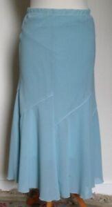 BM BONMARCHE green flare skirt 24
