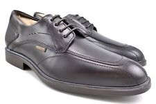 Mephisto Men's Leather Shoes Folkar Lace Up Oxfords Dark Brown Size 8.5