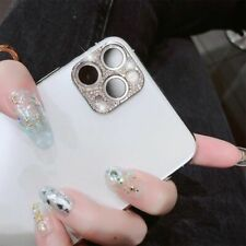 Bling Diamond Camera Lens Protector For iPhone 11 Pro Max Rhinestone Glitter
