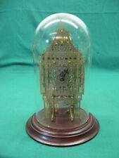 Brass Skeleton Clock Thwaits & Reed Big Ben Replica By Hermle Jewel Mechanism