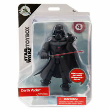 STAR WARS TOYBOX •  DISNEY Darth Vader Action Figure FIGURINE Toy SEALED BOX