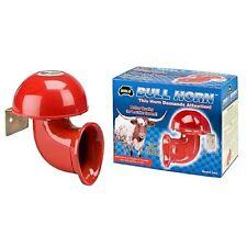WOLO 340 Bull Horn; Electric Horn; 12-Volt; 115 Decibels