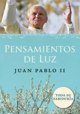 Pensamientos de Luz (Spanish Edition) by Pope John Paul II