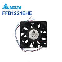 Original DELTA FFB1224EHE -R00 Fan DC 24V 1.5A 120*120*38MM Inverter cooling fan