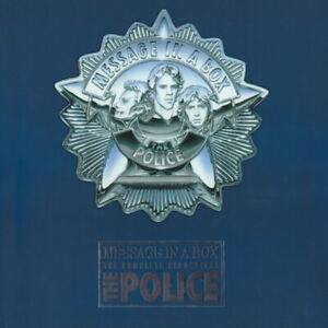THE POLICE - MESSAGE IN A BOX - 4 x CD SET IN BOOK FORMAT - FREE UK POST