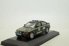 BMW Ukraine Police Custom Made 1/43