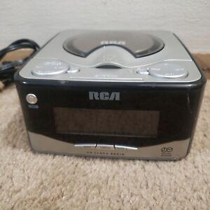 Rare • RCA Black & Silver CD Player • FM Stereo •  Radio • RP4801C