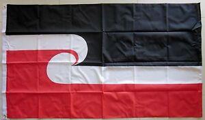 Maori Flag  LARGE Tino Rangatiratanga Flag NZ Flag  AUSPOST REGISTERED TRACKING