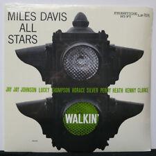 MILES DAVIS 'Walkin' with The Miles Davis Quintet' Vinyl LP NEW/SEALED